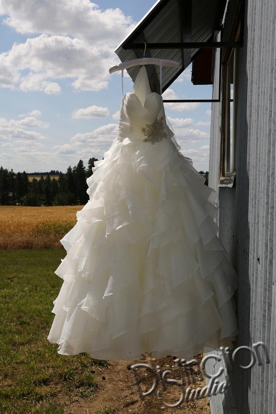 Distinction Studio Wedding Dress Country Meets Royalty